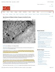 Smith.New Evidence Of Water On Mars - Space News - redOrbit.pdf