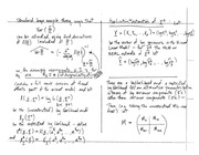 Stat 511 Standard Large Sample Theory Notes