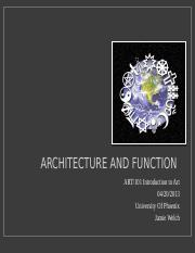 Architecture and Function presantation .pptx