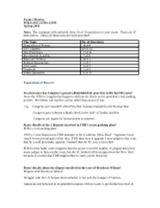 Exam 2 Review - Kishan