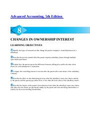 Advanced Accounting_CHAPTER_8.docx
