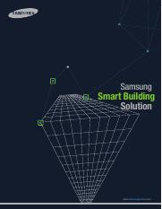 1.Samsung techwin Building Solution