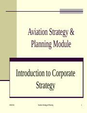 Chap 1-3 Corporate Strategy- Management Strategy introduction.ppt