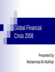 Gobal Financial Crisis-2008.ppt