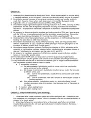 Final exam study guide - new material-2014