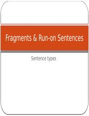 Fragments & Run-on Sentences.pptx