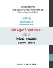 CIS516_lecture 2