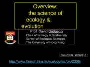 2. Science of ecology and evolution.pptx