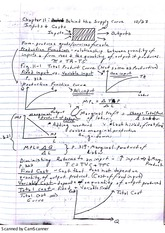 ECN 221 Chapter 11 Notes