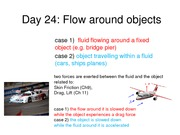 Lecture 14 on Fluid Mechanics