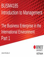 10. The Business Enterprise in the International Environment.pptx
