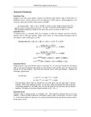 Tutorial 8 Solutions (1).doc