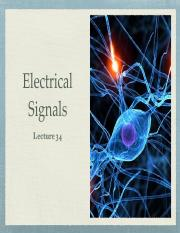 Lecture 34 Electrical Signals 2016.pdf