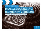 Mobile Marketing Summary Version
