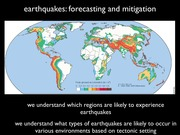 5.earthquakes- forecasting & mitigation