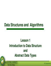 Lesson 1 - Introduction to Data Structures.pdf