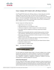 cisco 2975 switch