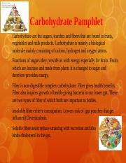 Carbohydrate Pamphlet.pptx