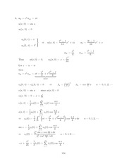 Differential Equations Lecture Work Solutions 154