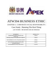 Business Ethic Case Study 4.docx