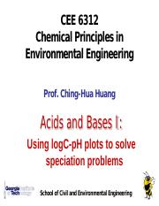 CEE6312 Acids Bases I - solve by logC-pH plots _F17_.pdf