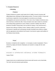 Corporate Resources MARKETING.docx
