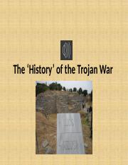 The History of the Trojan War.pptx