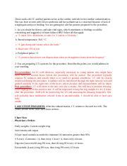 Nursing term paper