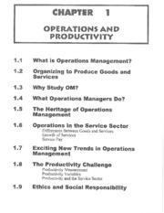 Ch1 operations research