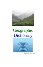 Geographic Dictionary