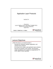 3_04_ApplicationLayerProtocols