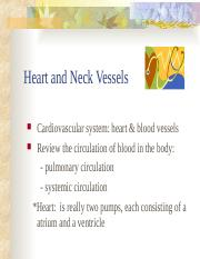 Heart & Neck Vessels Student Copy 6th ed sp 12 (3).ppt