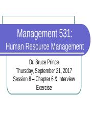 8-September 21-Chapter 6&InterviewExercise.pptx