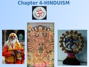 Chapter 4.Hinduism