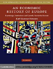 An Economic History of Europe Intro