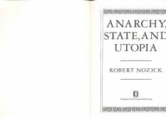 Nozick, R. (1974). Anarchy, State, and Utopia. Basic Books. (Scanned, pp. 108-119).pdf