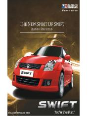 Ppt of maruti swift.pptx