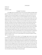 Art Description Essay