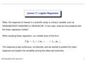 17-Logistic Regression