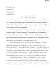 GWENEVERE POYNTER - Timed Writing 2.docx