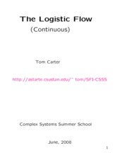 Logistic-continuous