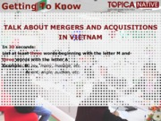 iO372.Talk about mergers and acquisitions in Vietnam_IO1712_nganh_Homework