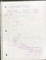 BIO- September 9 Lecture notes