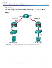Lab 4 - Securing Administrative Access Using AAA and RADIUS.docx