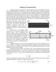 Notes #3 Bending of Composite Beams.pdf