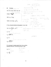 AP STAT - Probability Notes