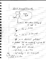 9_26_Grand_Canonical_Ensemble Lecture Note