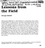 gmelch,_george._lessons_from_the_field._conformity_and_confl