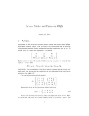 Math Software Latex Example 2
