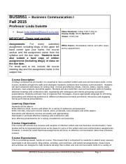 BUS9551 Syllabus Friday Fall 2015 (1).docx